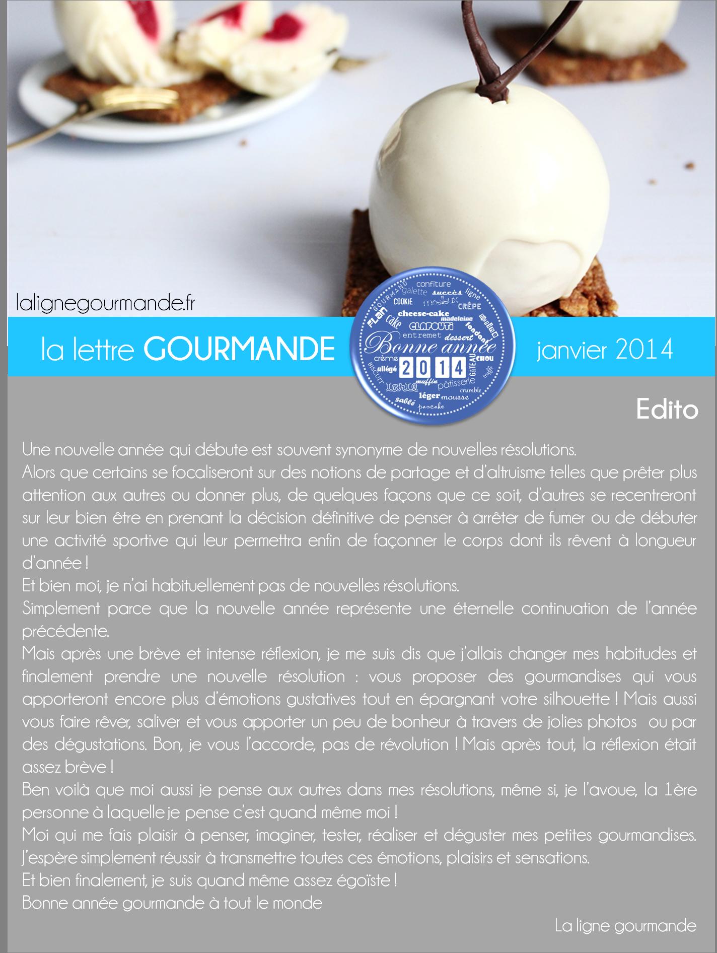 edito newsletter janvier