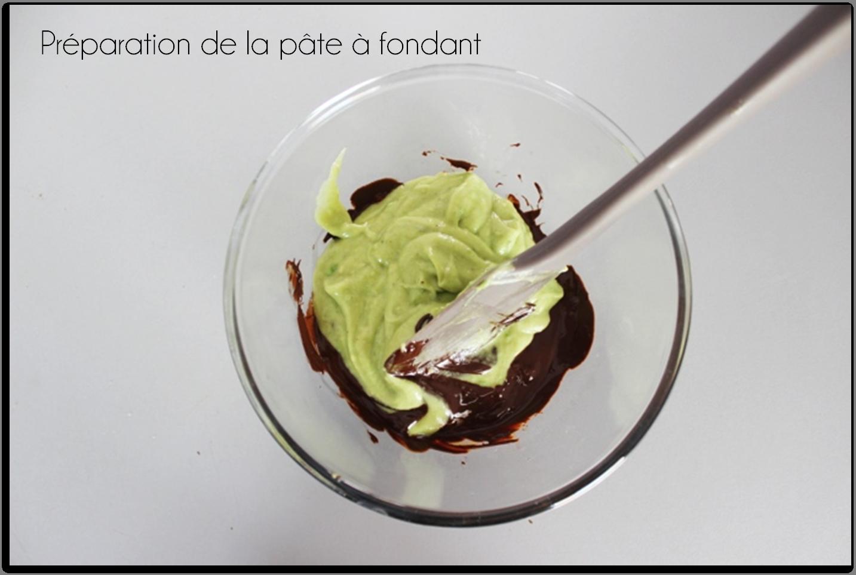 La ligne gourmande recette du fondant au chocolat la banane et l avocat - Recette du fondant au chocolat ...