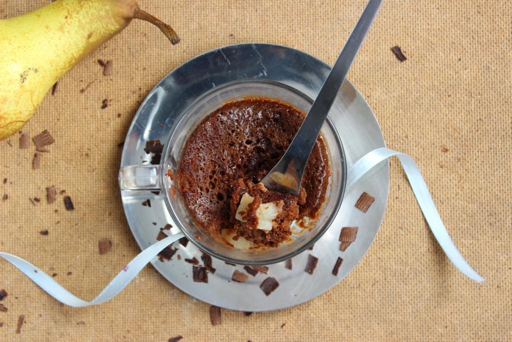 Mug Cake Chocolat Regime