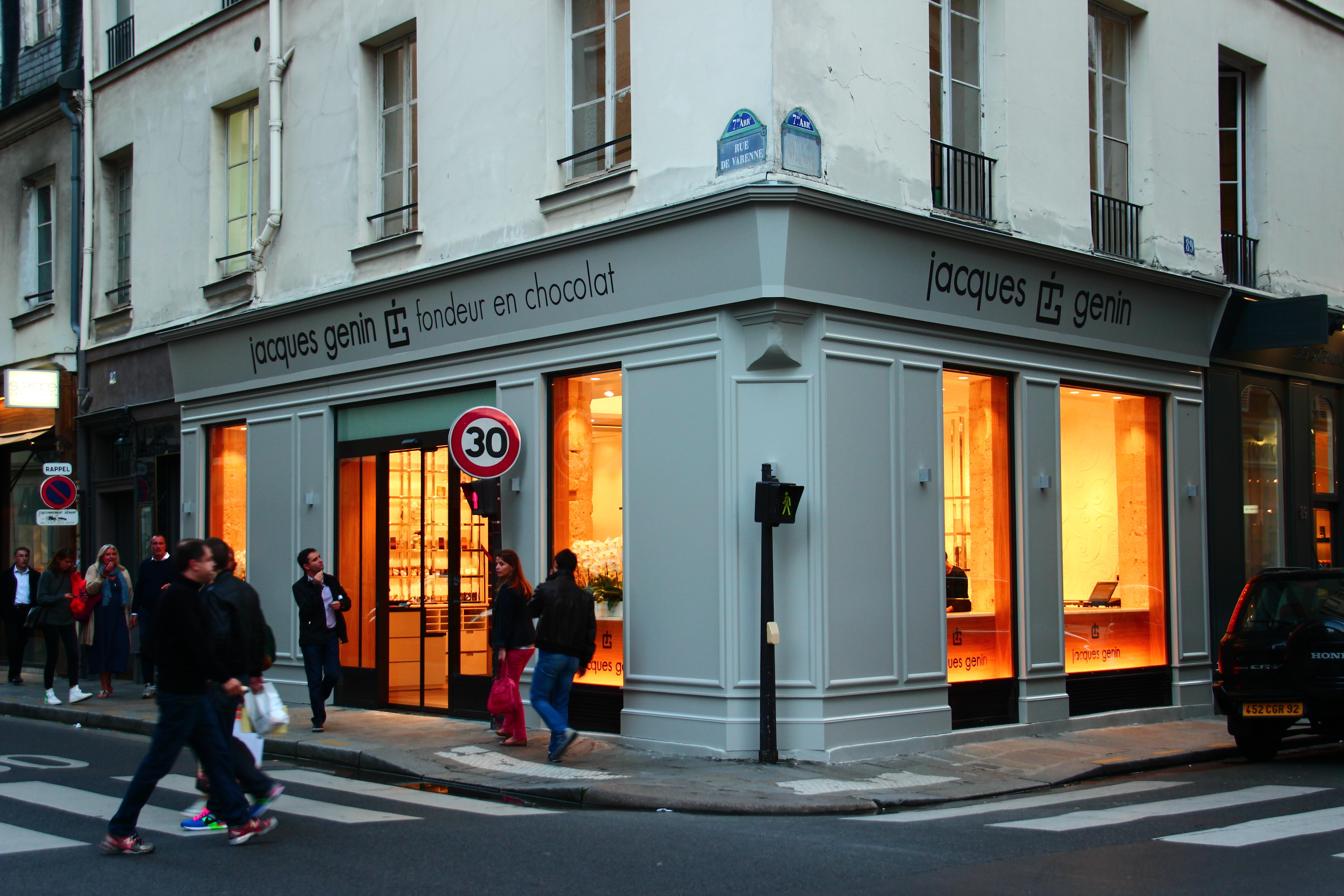Jacques Genin : inauguration de sa seconde boutique parisienne