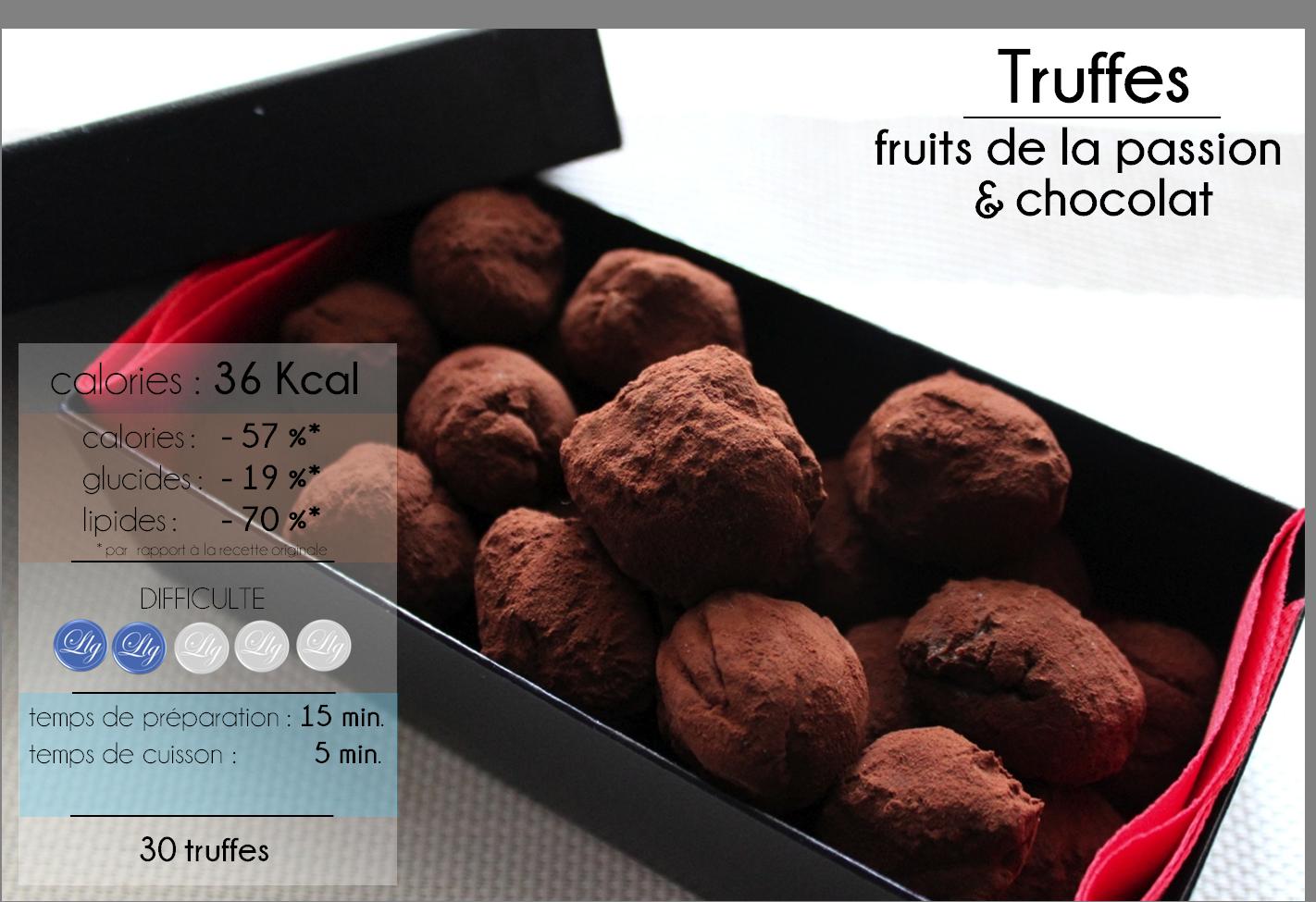 truffe chocolat passion