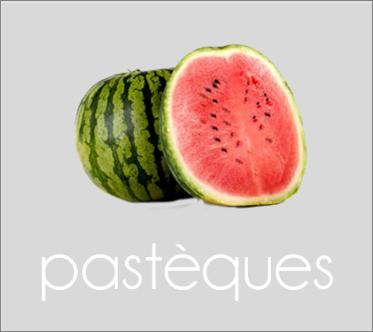 pastèques