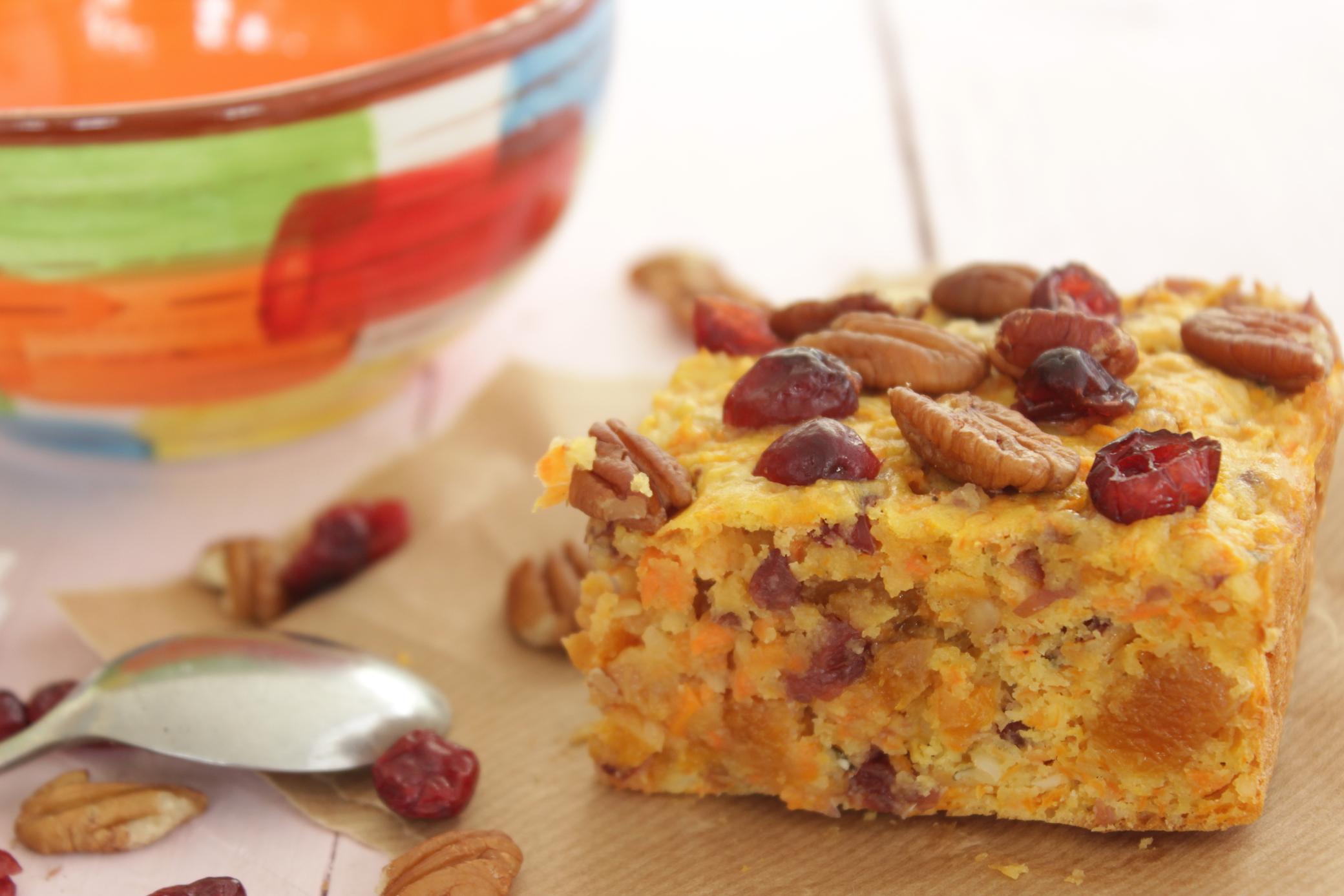 La ligne gourmande carrot cake sans sucre ni beurre - Gateau sans sucre ni beurre ...