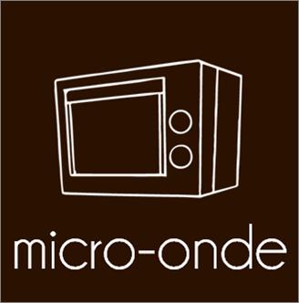 Les recettes au micro-onde