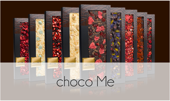 TEST : le chocolat ChocoMe