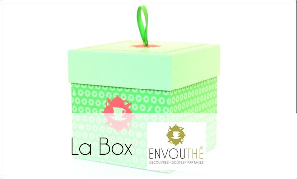 Découverte : La Box ENVOUTHE