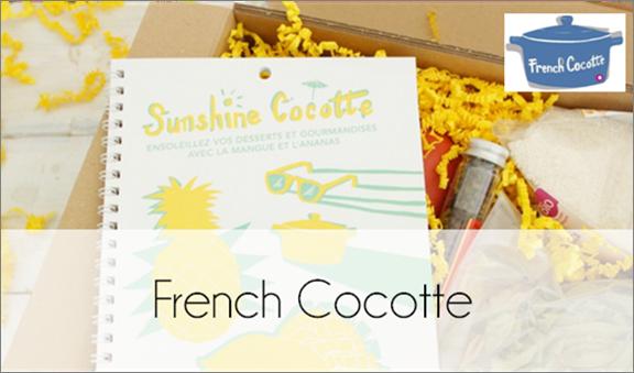 Découverte et concours : La box French cocotte