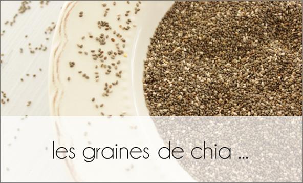 ZOOM : les graines de chia