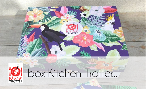 Découverte : La box Kitchen Trotter