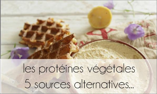 Les protéines végétales : 5 sources alternatives ...