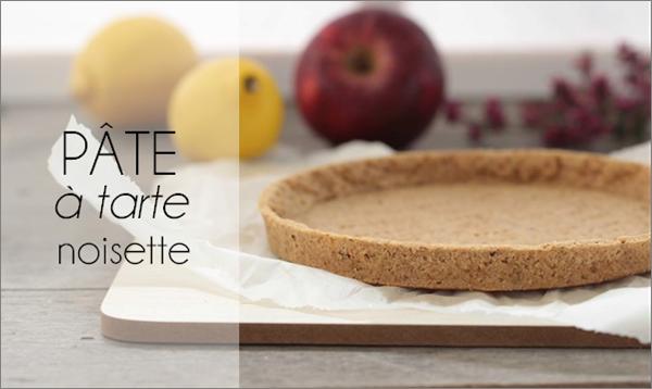 Pâte à tarte (vegan).