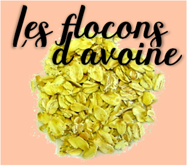 flocons d'avoine