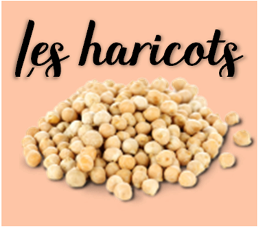 haricots (pois chiches)